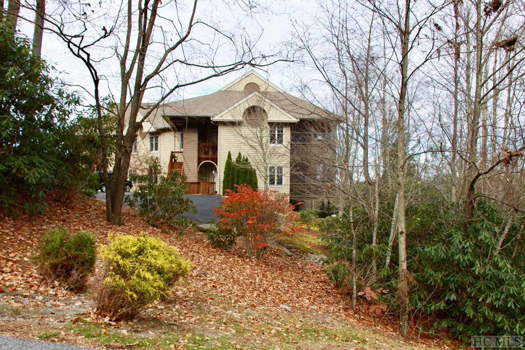 Photo of home for sale at 408 C Highlands Cove Drive, Highlands NC