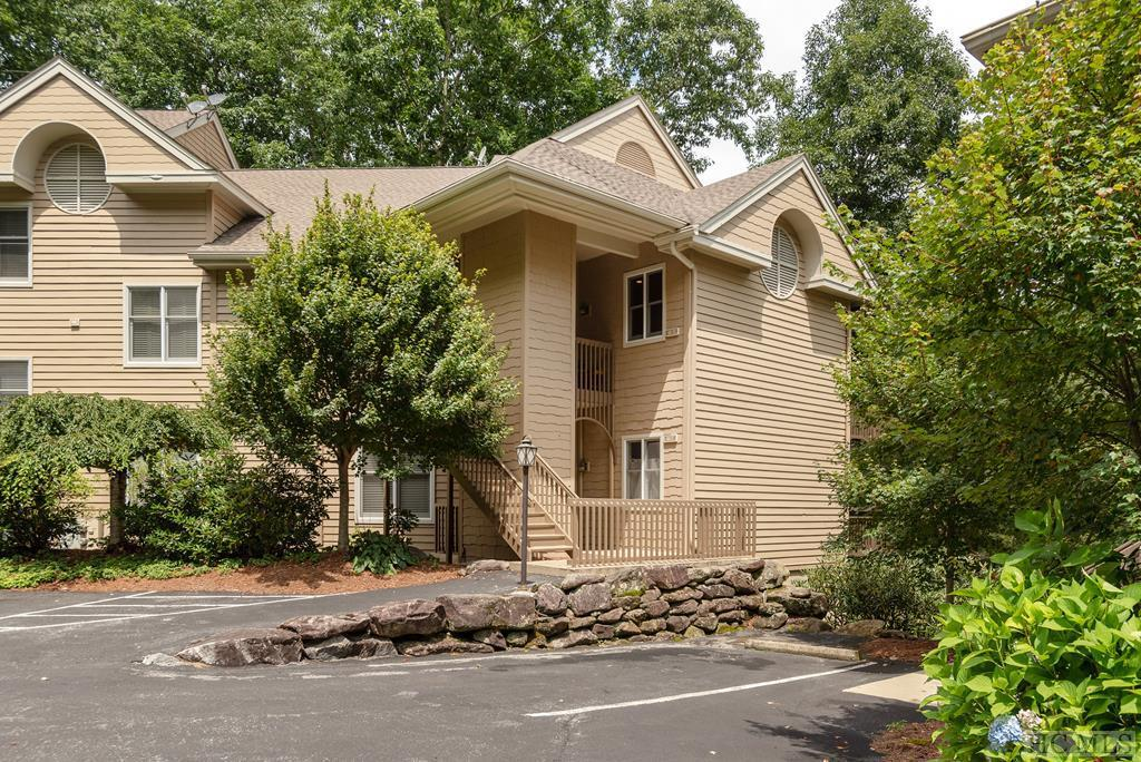 Photo of home for sale at 46D Sanctuary Drive, Highlands NC