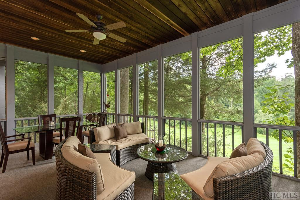 Photo of home for sale at 70 Rock Bridge Court, Sapphire NC