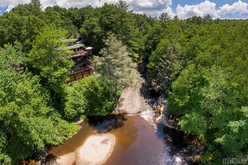 Photo of home for sale at 97 Twin Kettle Falls, Glenville NC