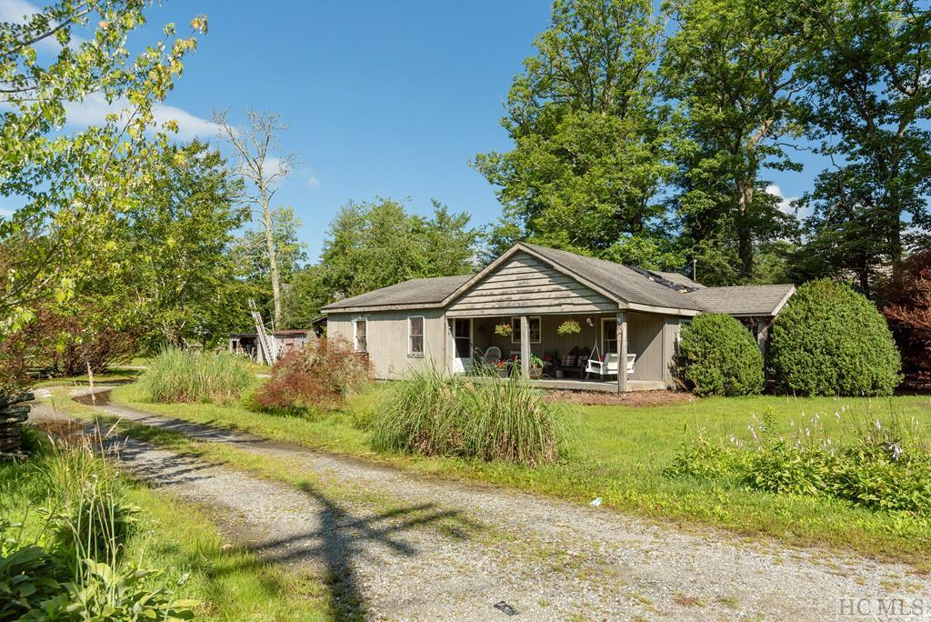 Photo of home for sale at 146&104 Burns Street, Cashiers NC