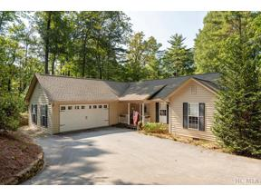 Property for sale at 158 Rhododendron Court, Sapphire,  North Carolina 28774