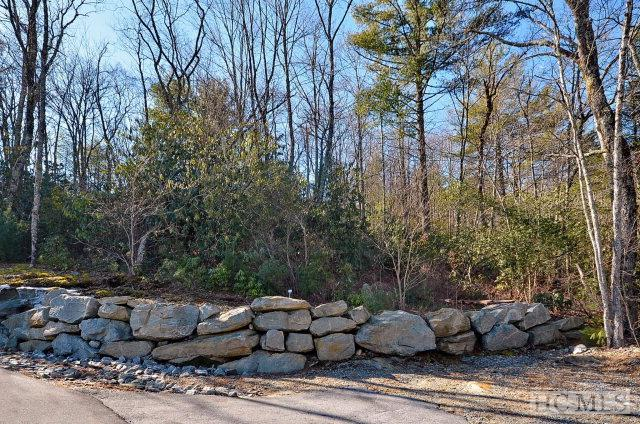 Photo of home for sale at Lot 32 Rock Mountain Road, Sapphire NC