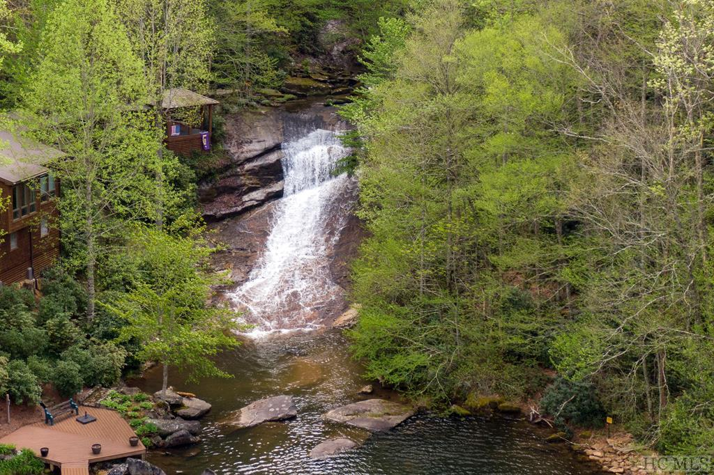 Photo of home for sale at Lot 16 Strawberry Hills Road, Cullowhee NC