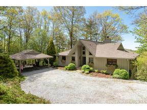 Property for sale at 1102 Big Sheepcliff Road, Cashiers,  North Carolina 28717