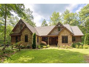 Property for sale at 194 Streamside Drive, Cashiers,  North Carolina 28717