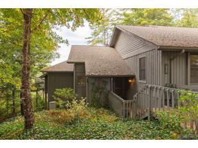Property for sale at 146 Racquet Club Villas Drive, Sapphire,  North Carolina 28774