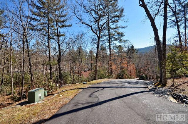 Photo of home for sale at Lot 15 Rock Mountain Road, Sapphire NC