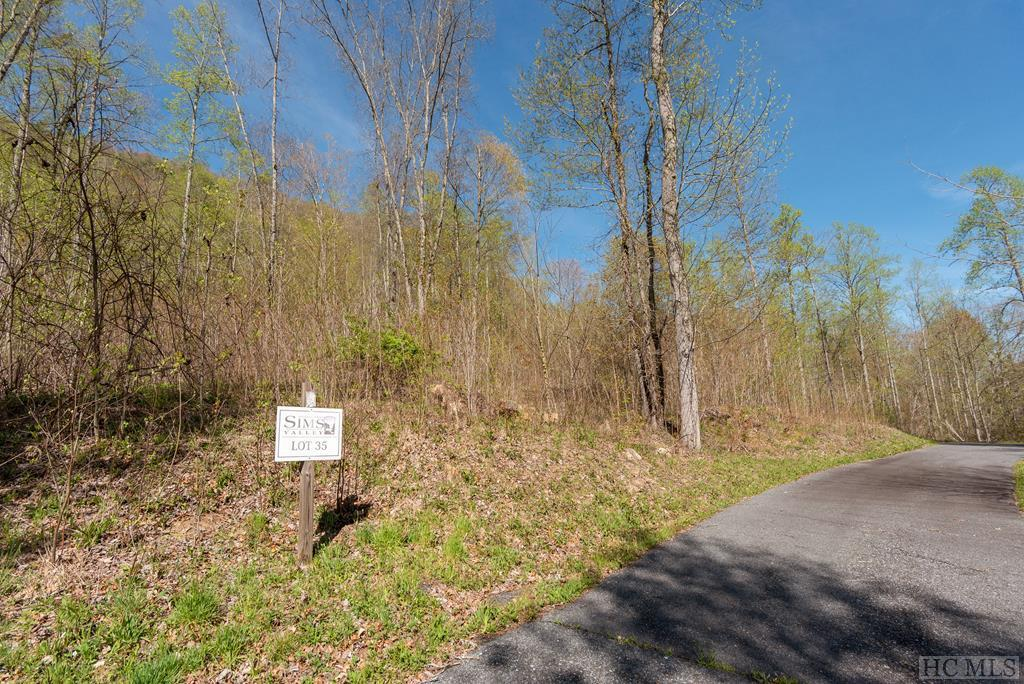 Photo of home for sale at Lot 35 Sims Valley Road, Glenville NC