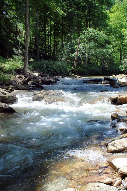 Photo of home for sale at Lot 5 Waterdance Drive, Tuckasegee NC
