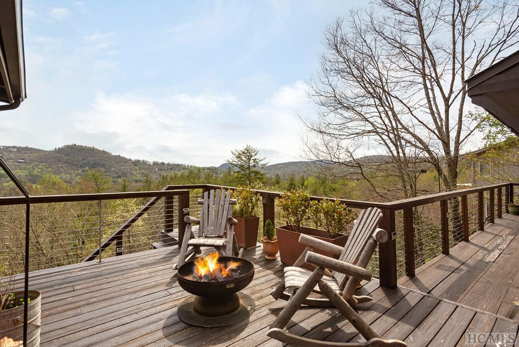 Photo of home for sale at 150 Zermatt Circle, Highlands NC