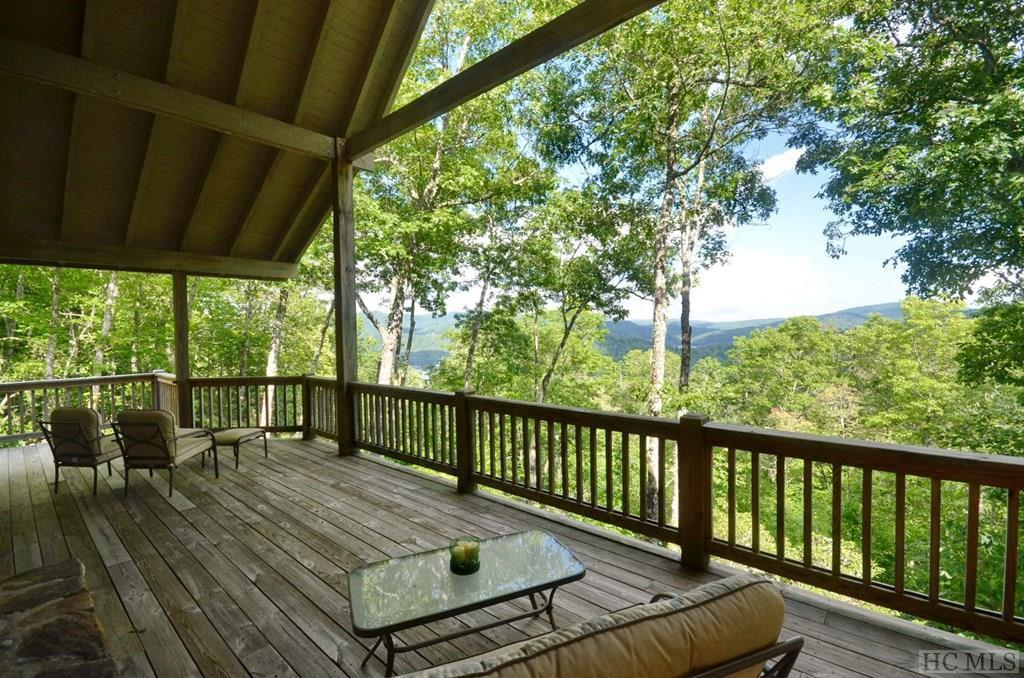 Photo of home for sale at 120 Wildberry Lane, Cullowhee NC