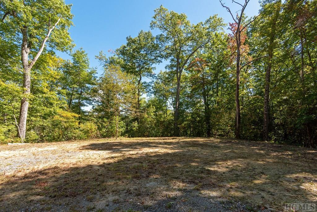 Photo of home for sale at Lot 65A Hatcher Falls Road, Cullowhee NC