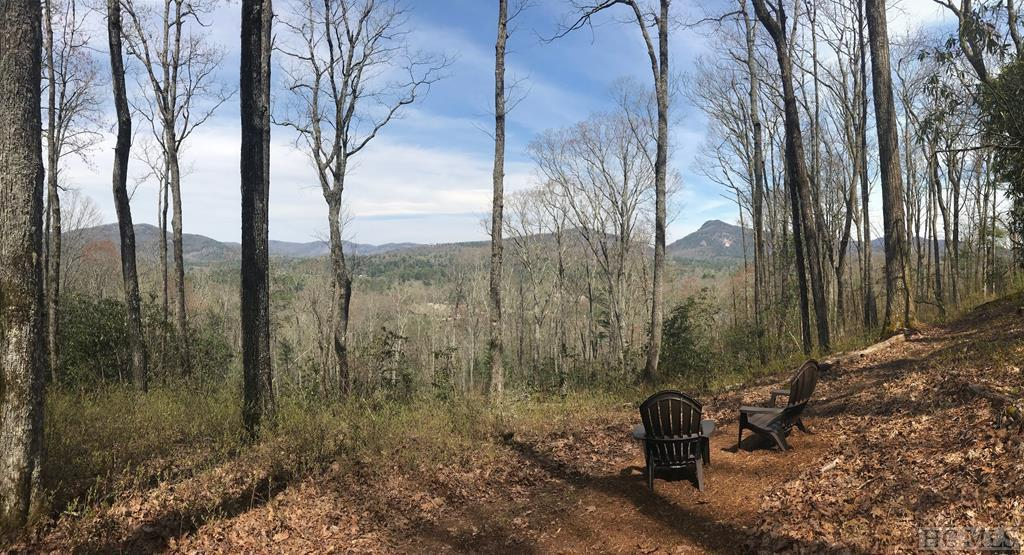Photo of home for sale at Lot 13 High Cliffs Road, Cashiers NC