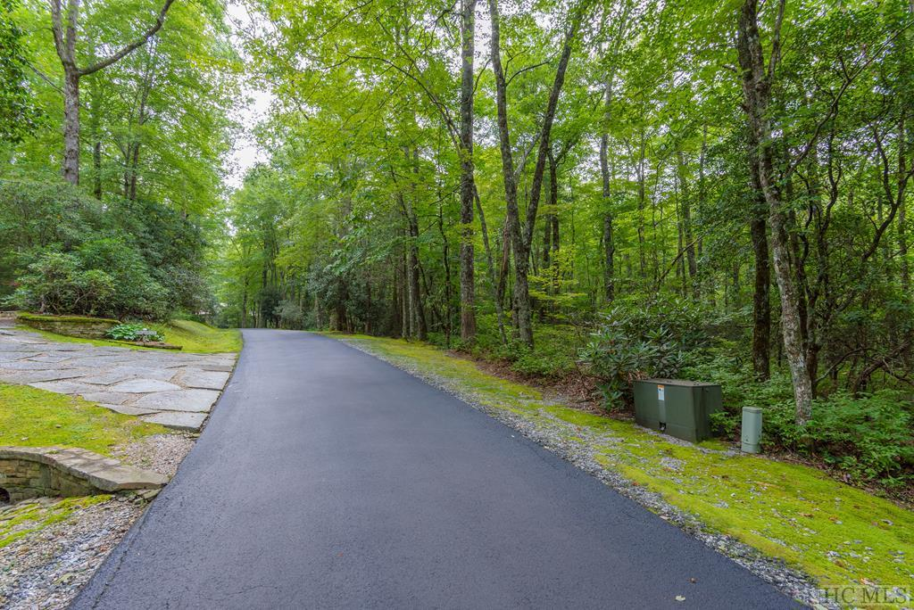 Photo of home for sale at Lot 3 Club Drive, Cashiers NC
