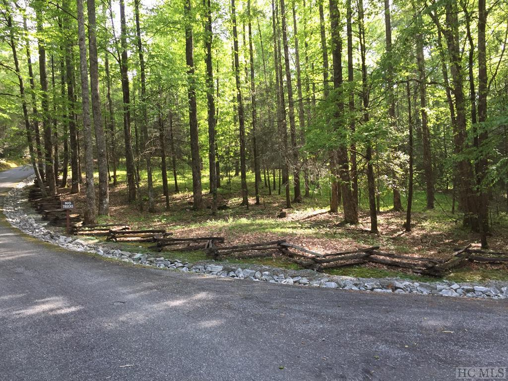 Photo of home for sale at 127 Highview Road, Cashiers NC