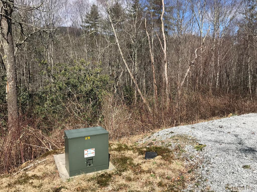 Photo of home for sale at Lot 98 Fishing Village Lane, Cullowhee NC