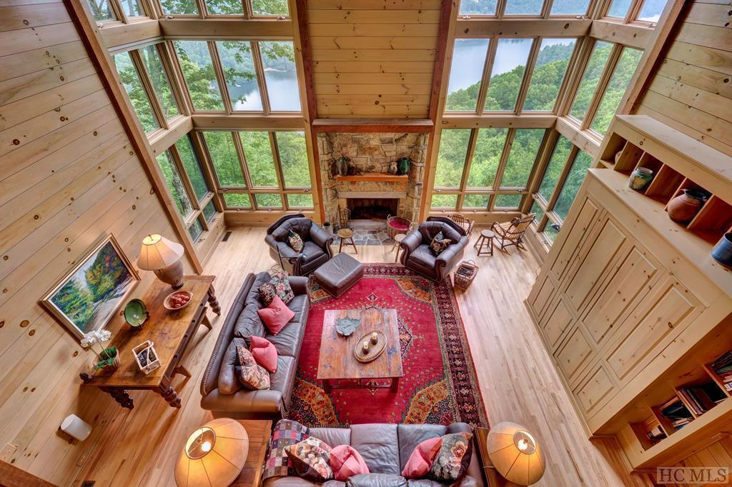 Photo of home for sale at 1048 Bright Mountain Road, Cullowhee NC