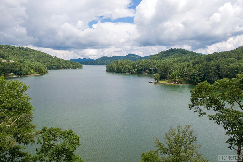 Photo of home for sale at Lot 6 Lake Breeze Drive, Cullowhee NC