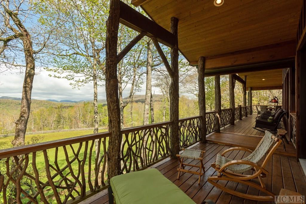 Photo of home for sale at 315 Panthertown Trail, Sapphire NC