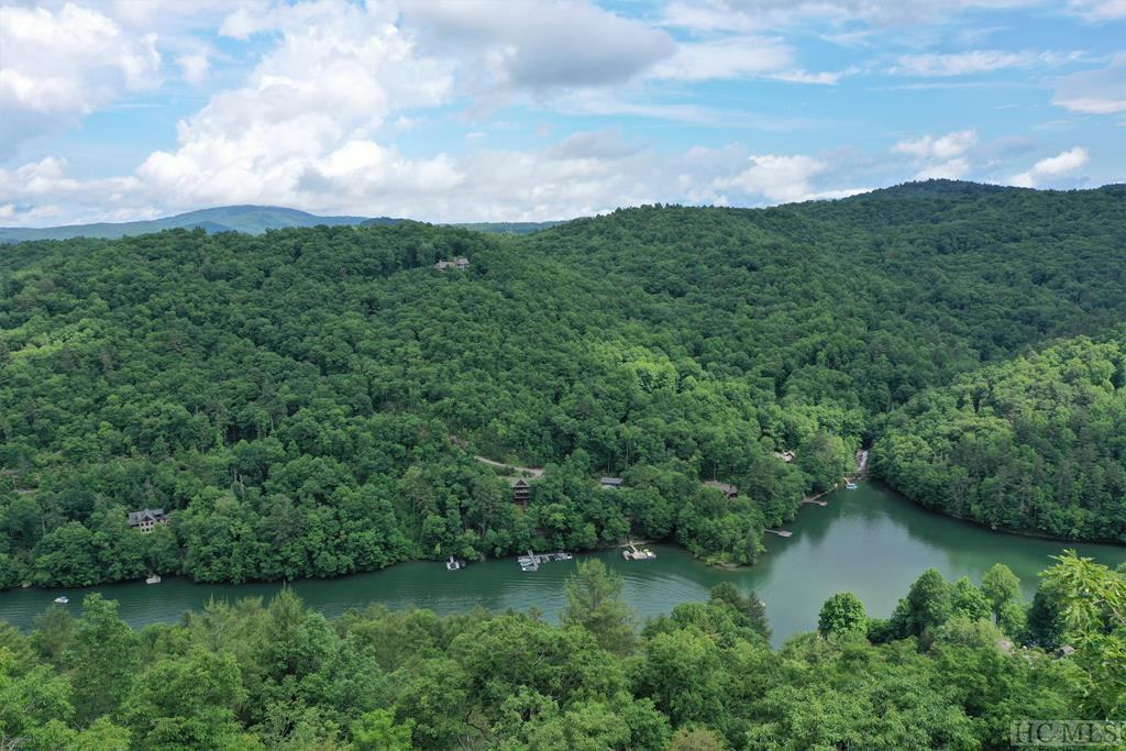 Photo of home for sale at Lot 19 Channel View Drive, Cullowhee NC