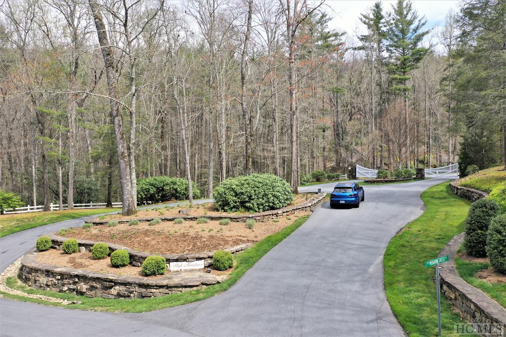 Photo of home for sale at Lot 15 High Springs Lane, Cashiers NC