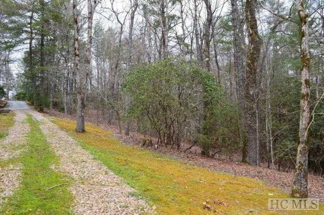 Photo of home for sale at L-8 Silver Springs Road, Cashiers NC