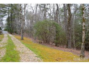 Property for sale at L-8 Silver Springs Road, Cashiers,  North Carolina 28717
