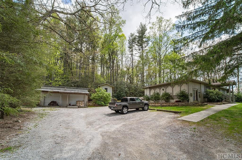 Photo of home for sale at 764 Hwy 64E, Cashiers NC
