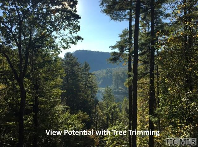 Photo of home for sale at Lot 72R Rushing Brook Lane, Cashiers NC