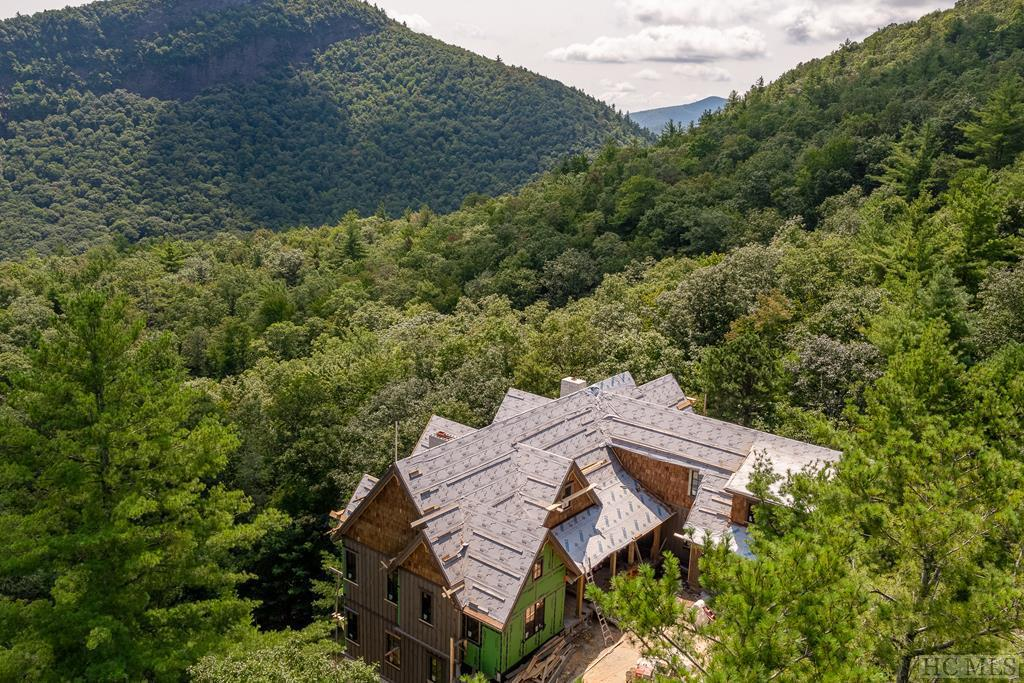 Photo of home for sale at 723 East Ridge Road, Cashiers NC