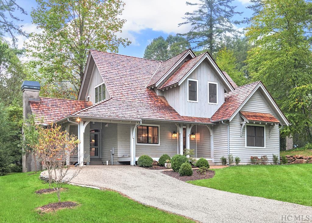 Photo of home for sale at Lot 1 Cashiers School Road, Cashiers NC