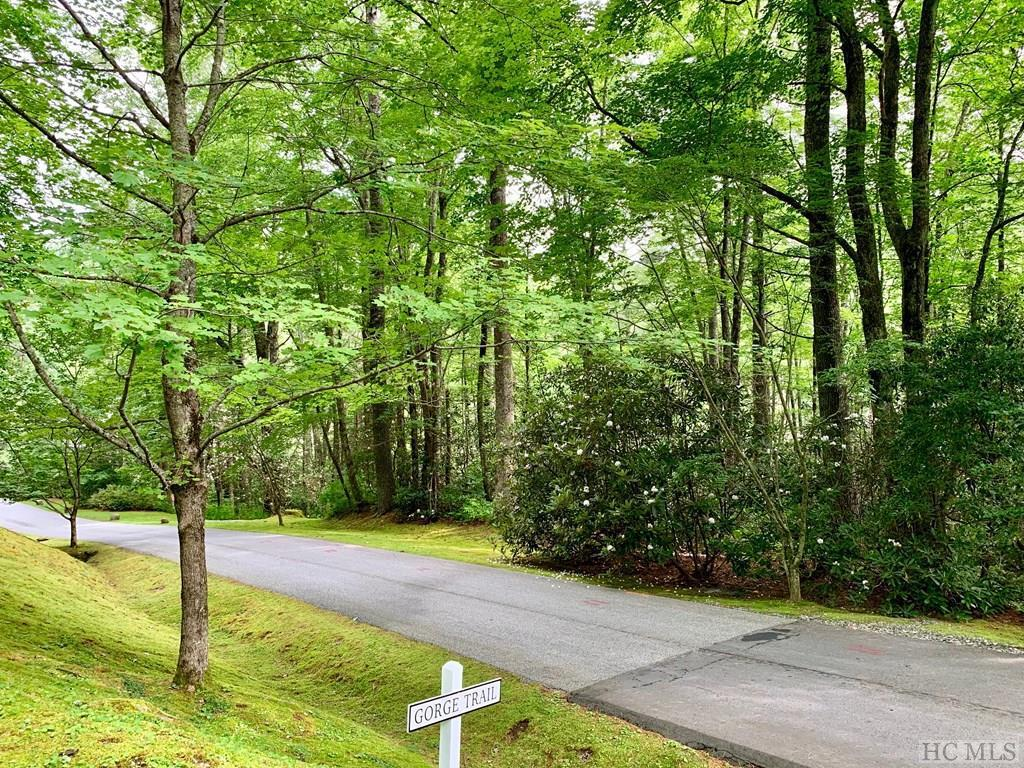 Photo of home for sale at Lot 7 Gorge Trail Road, Cashiers NC