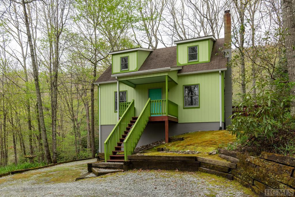 Photo of home for sale at 1263 Bee Tree Road, Glenville NC