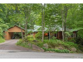 Property for sale at 67 Fallen Leaf Lane, Highlands,  North Carolina 28741