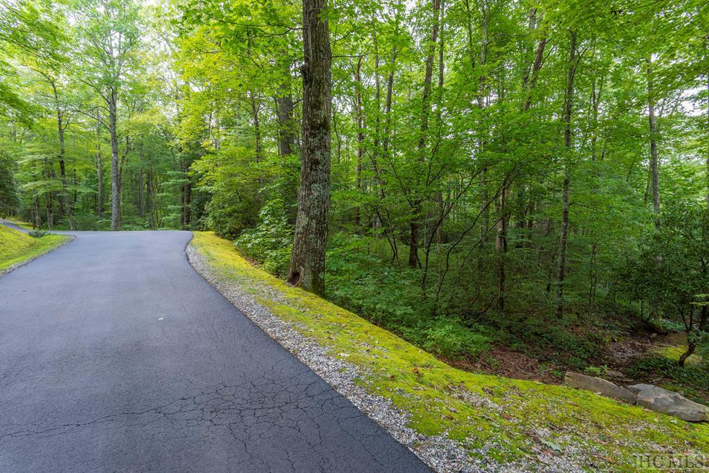Photo of home for sale at Lot 2 Club Drive, Cashiers NC