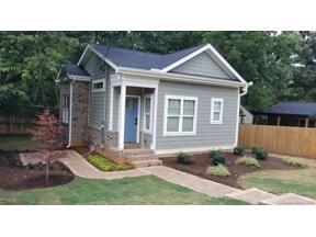 Property for sale at 1101 Spruce Street, Charlotte,  North Carolina 28203