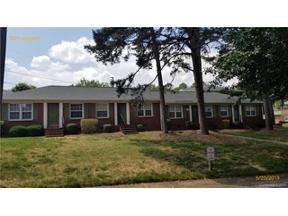 Property for sale at 2625 Eastport Road, Charlotte,  North Carolina 28205