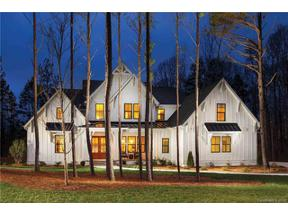 Property for sale at 2001 Belle Grove Drive #03, Waxhaw,  North Carolina 28173
