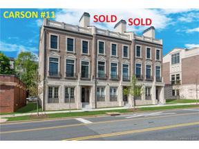 Property for sale at 210 Carson Boulevard #11, Charlotte,  North Carolina 28203