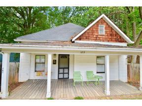 Property for sale at 1213 Allen Street, Charlotte,  North Carolina 28205