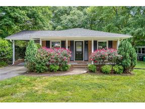 Property for sale at 4400 Winedale Lane, Charlotte,  North Carolina 28205