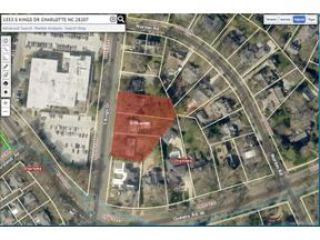 Property for sale at 1353, 1359, 1365 S Kings Drive, Charlotte,  North Carolina 28207