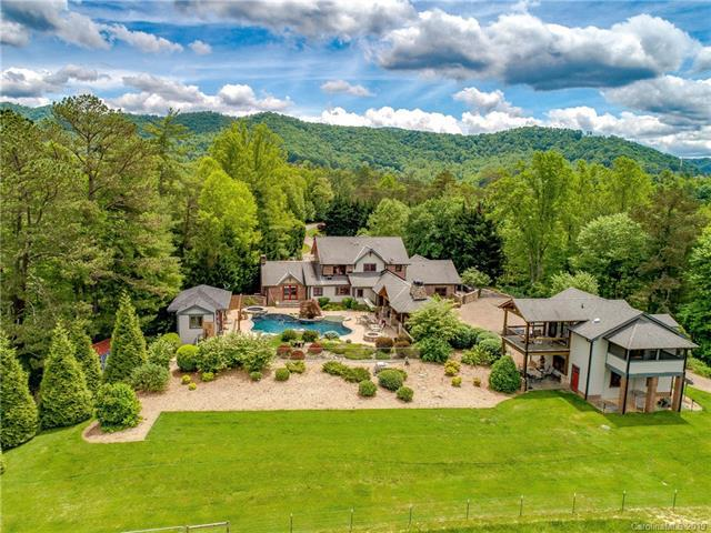 Photo of home for sale at 534 Old Mars Hill Highway, Weaverville NC
