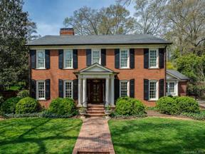 Property for sale at 638 Museum Drive, Charlotte,  North Carolina 28207