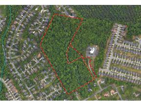 Property for sale at 16.46 Acres Heman Drive, Charlotte,  North Carolina 28269