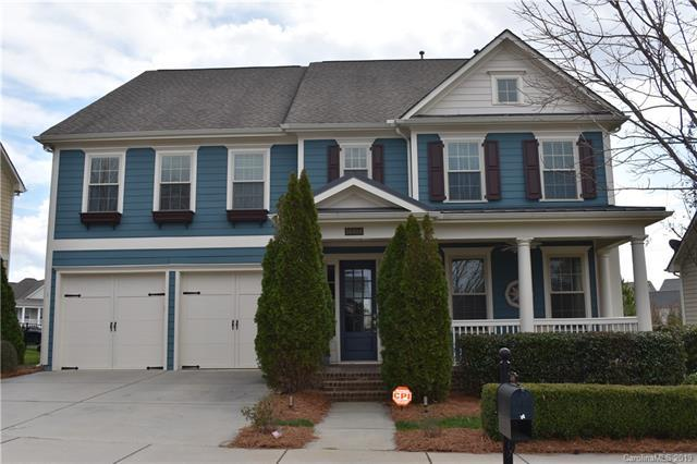 Photo of home for sale at 14404 Country Lake Drive, Pineville NC