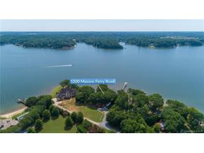 Property for sale at 5200 Masons Ferry Road, Lake Wylie,  South Carolina 29710