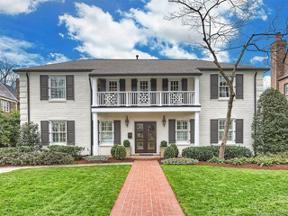 Property for sale at 2627 Sherwood Avenue, Charlotte,  North Carolina 28207