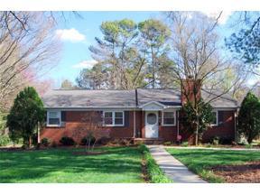 Property for sale at 5012 Churchill Drive, Charlotte,  North Carolina 28269